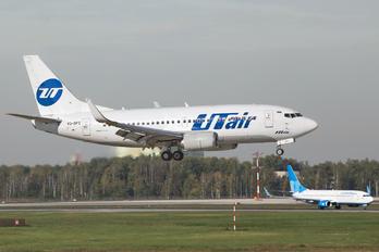 VQ-BPS - UTair Boeing 737-500