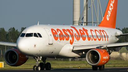 G-EZEN - easyJet Airbus A320