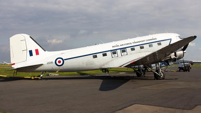 KK116 - Royal Air Force Douglas DC-3