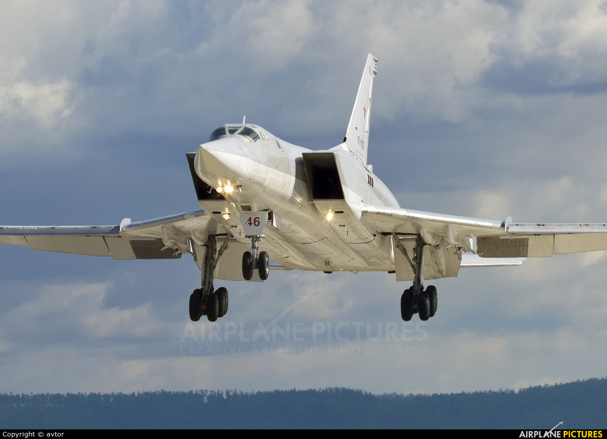 Russia - Air Force 46 aircraft at Off Airport - Russia