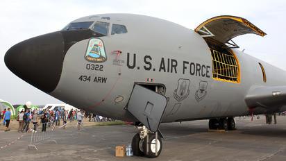 60-0322 - USA - Air Force Boeing KC-135R Stratotanker