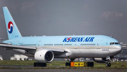 HL7734 - Korean Air Boeing 777-200ER