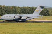 07-7181 - USA - Air Force Boeing C-17A Globemaster III aircraft