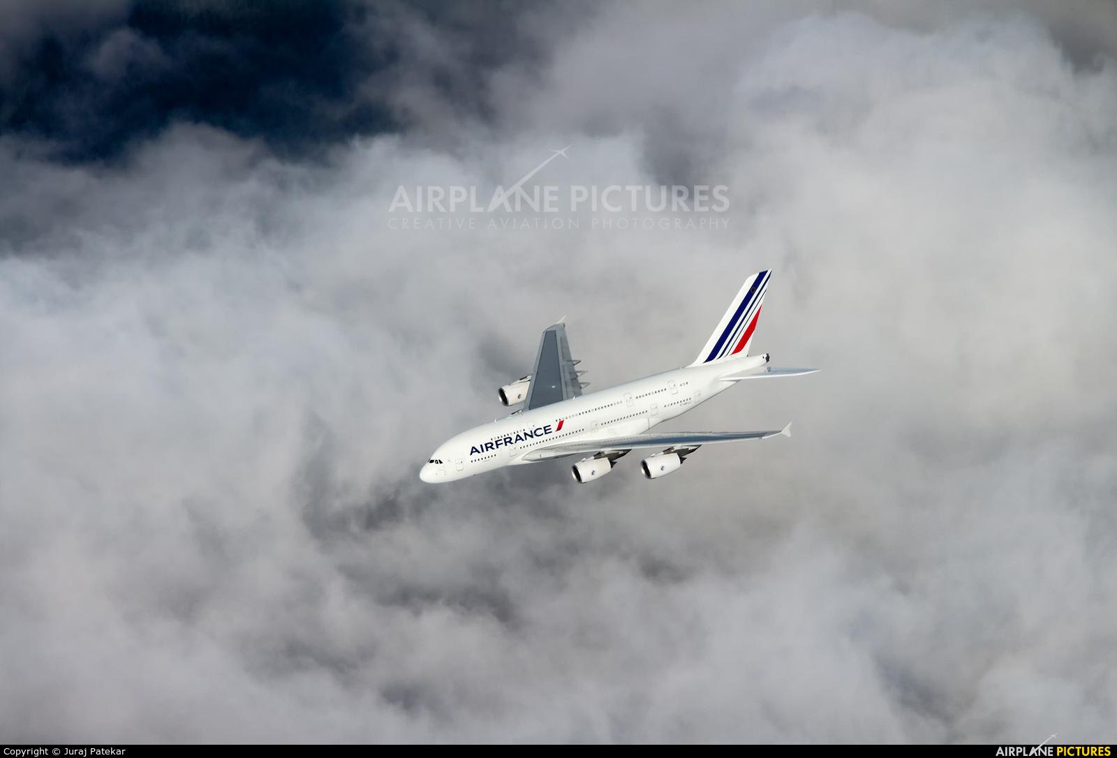 Air France F-HPJJ aircraft at In Flight - France