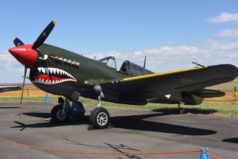 VH-ZOC - Private Curtiss P-40N Warhawk