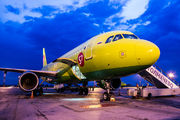 VP-BDT - S7 Airlines Airbus A320 aircraft