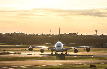 9V-SKR - Singapore Airlines Airbus A380