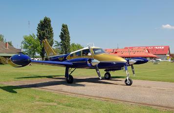 HA-OTM - Private Cessna 310