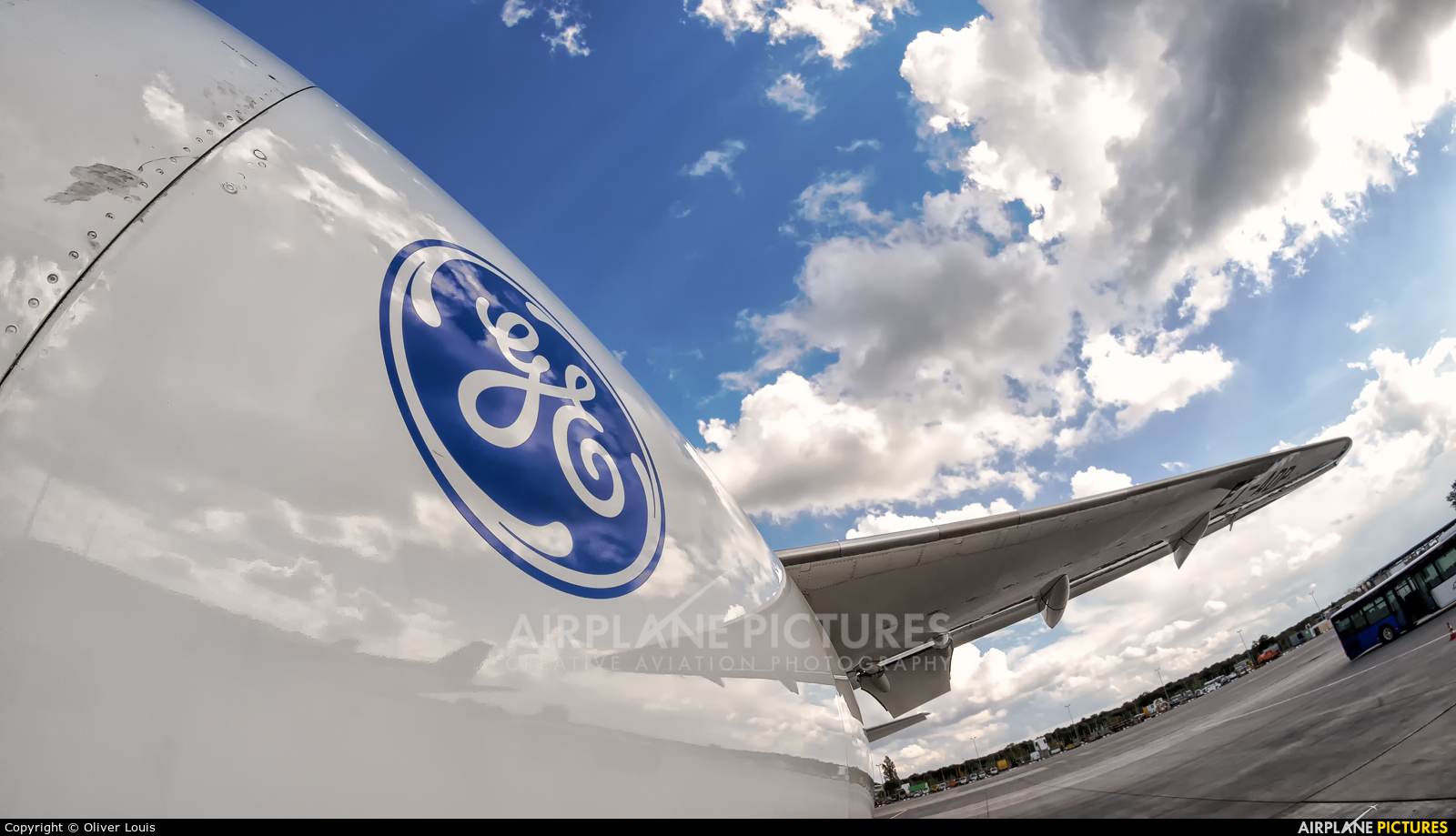 Ethiopian Airlines ET-AOP aircraft at Frankfurt