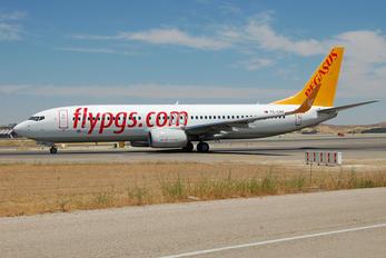 TC-CPK - Pegasus Boeing 737-800