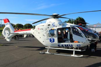 F-GMTU - SAF Helicopteres Eurocopter EC135 (all models)
