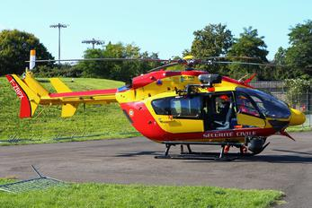 F-ZBPX - France - Sécurité Civile Eurocopter EC145