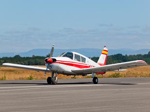 EC-CAZ - Private Piper PA-28 Cherokee
