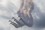 - - Baltic Bees Jet Team Aero L-139 Albatros aircraft