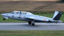 OY-FGA - Private Fouga CM-170 Magister aircraft