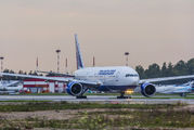 EI-UNS - Transaero Airlines Boeing 777-200ER aircraft