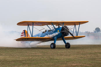 N97X - Private Boeing Stearman, Kaydet (all models)
