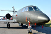 053 - Norway - Royal Norwegian Air Force Dassault Falcon 20ECM aircraft