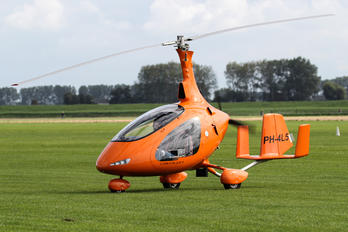 PH-4L5 - Private AutoGyro Europe Cavalon