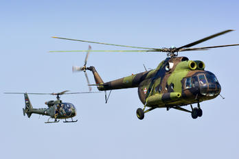 12269 - Serbia - Air Force Mil Mi-8