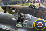 G-AIST - Private Supermarine Spitfire Ia aircraft