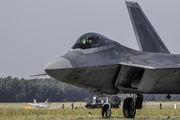 05-4097 - USA - Air Force Lockheed Martin F-22A Raptor aircraft