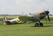 G-CFGJ - Private Supermarine Spitfire Mk.Ia aircraft