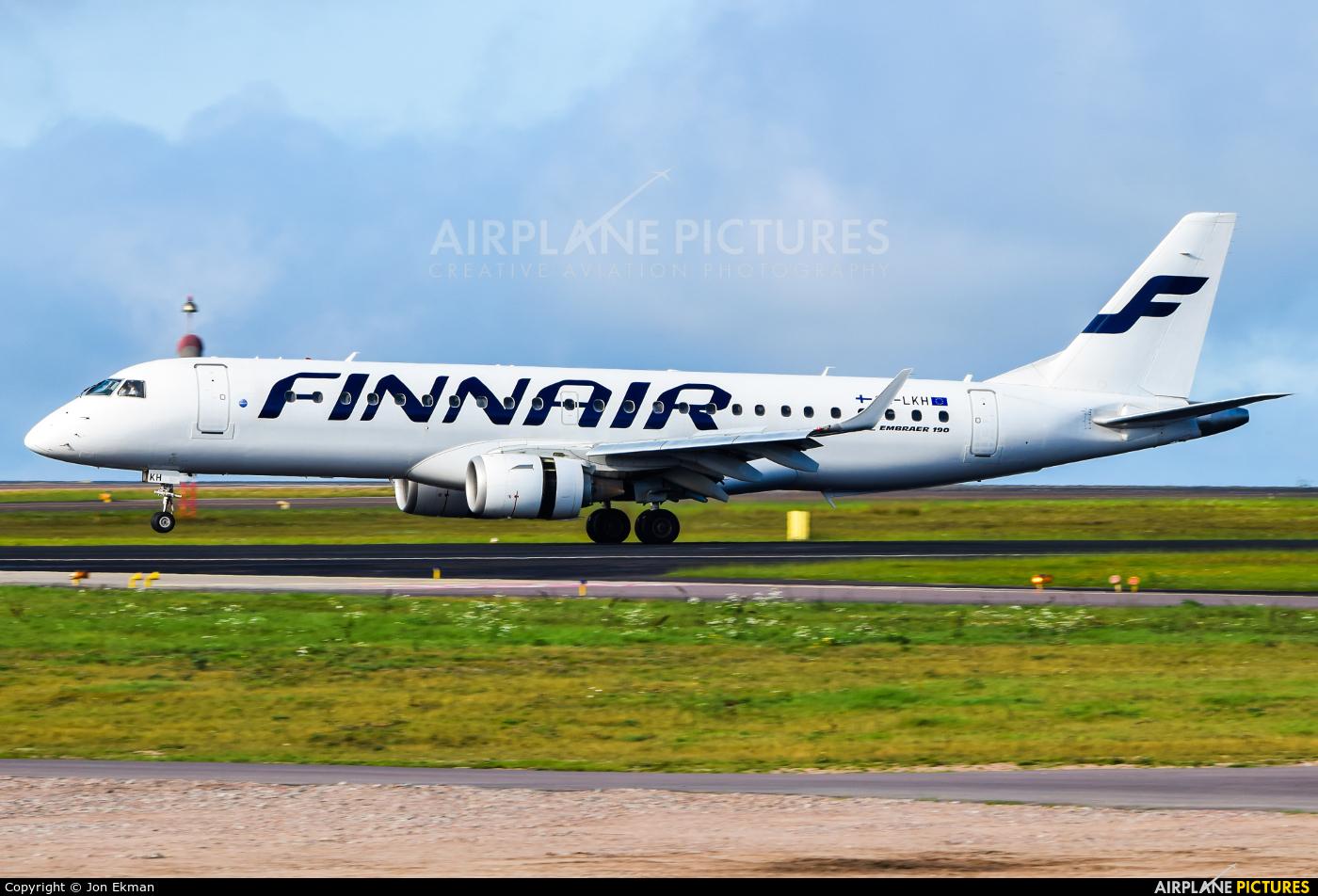 Finnair OH-LKH aircraft at Helsinki - Vantaa