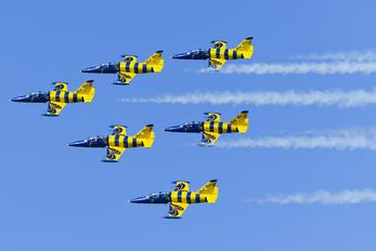 YL-KSP - Baltic Bees Jet Team Aero L-39C Albatros