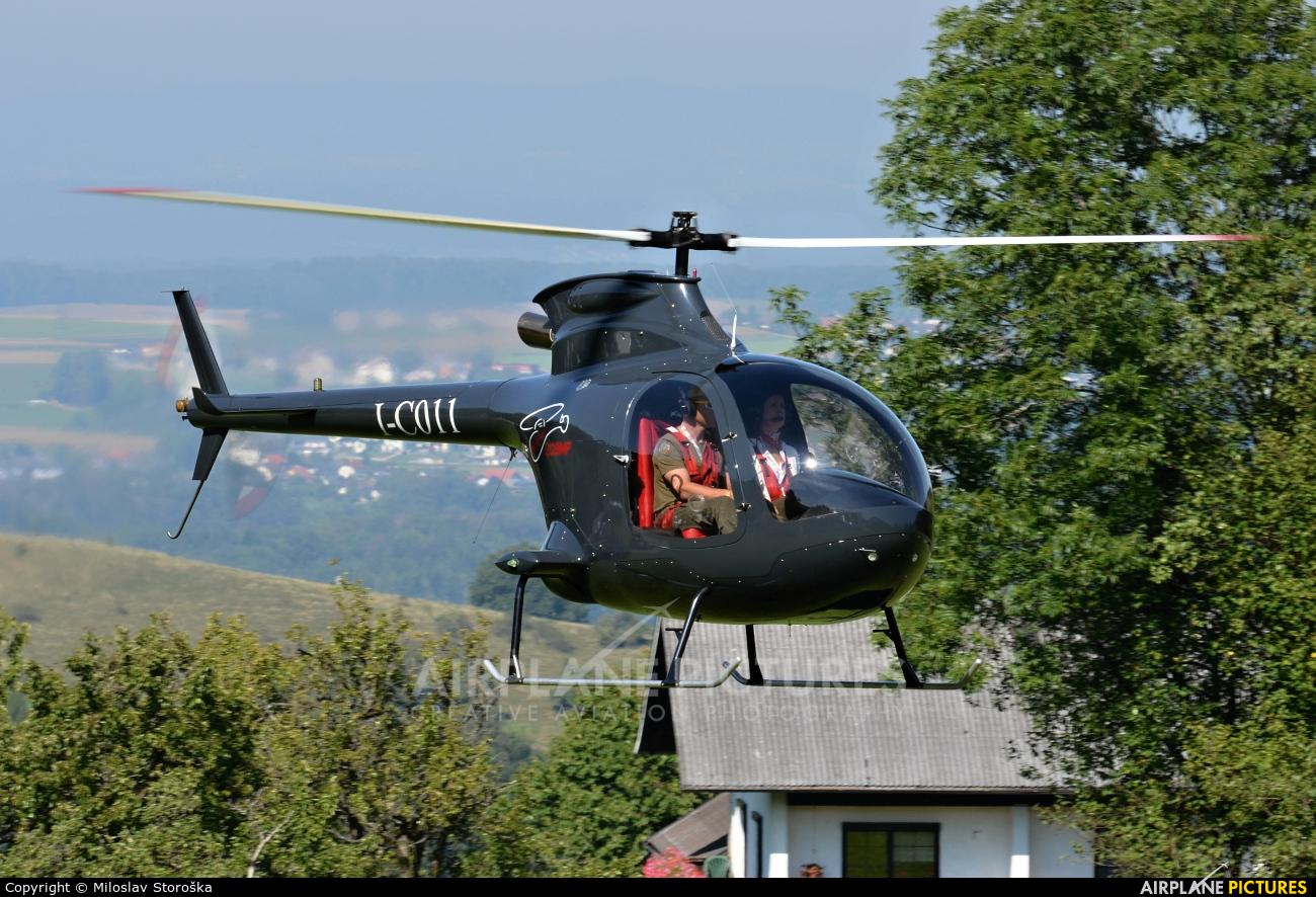 Private I-C011 aircraft at Off Airport - Austria