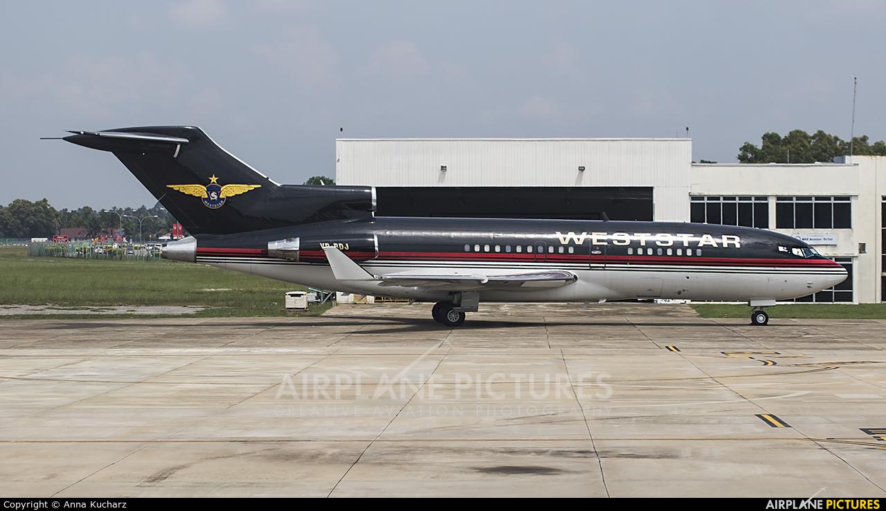 Weststar Aviation Services VP-BDJ aircraft at Kota Bharu - Sultan Ismail Petra