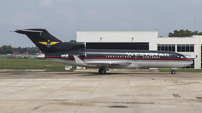 VP-BDJ - Weststar Aviation Services Boeing 727-20