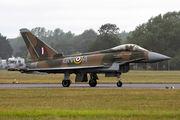 ZK349 - Royal Air Force Eurofighter Typhoon FGR.4 aircraft