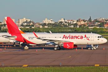 PR-OCR - Avianca Brasil Airbus A320