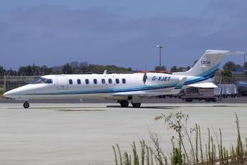 G-XJET - Cega Air Ambulance UK Bombardier Learjet 45
