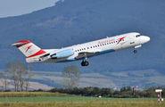 OE-LFI - Austrian Airlines/Arrows/Tyrolean Fokker 70 aircraft