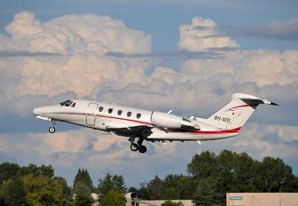 9H-WII - Euro-Flight Service Cessna 650 Citation VII