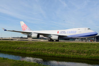 B-18721 - China Airlines Cargo Boeing 747-400F, ERF