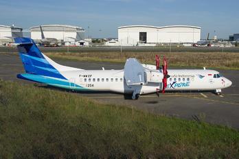 F-WWEF - Garuda Indonesia ATR 72 (all models)