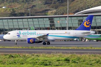 EC-LAJ - Orbest Airbus A320
