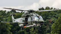 RN-08 - Belgium - Air Force NH Industries NH-90 TTH aircraft