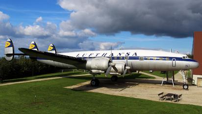 D-ALIN - Lufthansa Lockheed L-1049G Super Constellation