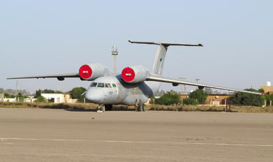LAF-721 - Libya - Air Force Antonov An-72