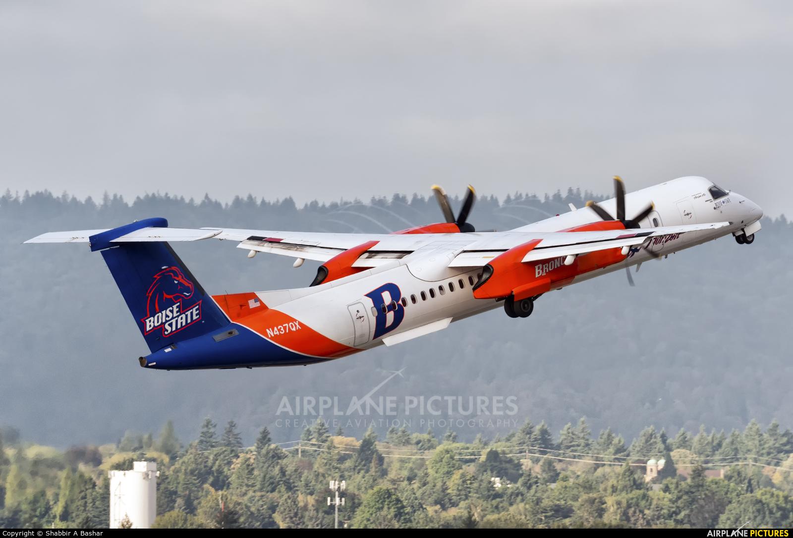 Alaska Airlines - Horizon Air N437QX aircraft at Portland