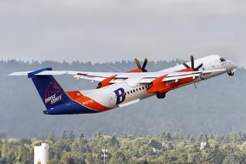 N437QX - Alaska Airlines - Horizon Air de Havilland Canada DHC-8-400Q / Bombardier Q400