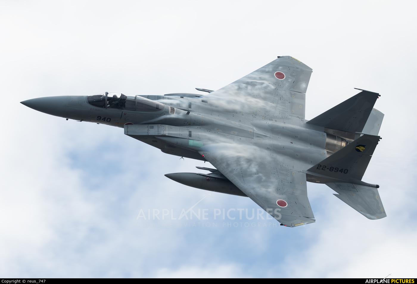 Japan - Air Self Defence Force 22-8940 aircraft at Komatsu