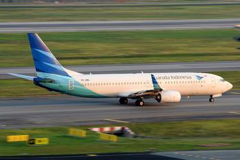 PK-GMU - Garuda Indonesia Boeing 737-800