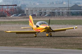 I-A942 - Private Evektor-Aerotechnik EV-97 Eurostar SL