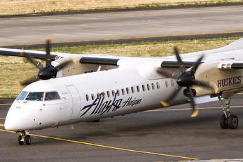 N435QX - Alaska Airlines - Horizon Air de Havilland Canada DHC-8-400Q / Bombardier Q400