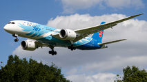 B-2787 - China Southern Airlines Boeing 787-8 Dreamliner aircraft